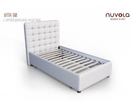"""Односпальная кровать """"Vita"""""""