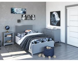 """Односпальная кровать """"Bianco Style"""" Promo"""