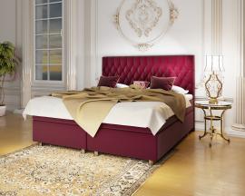 Sleep System Riccarda с ПМ, матрасом S1000 и топпером