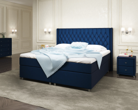 Sleep System Federica с ПМ, матрасом S1000 и топпером
