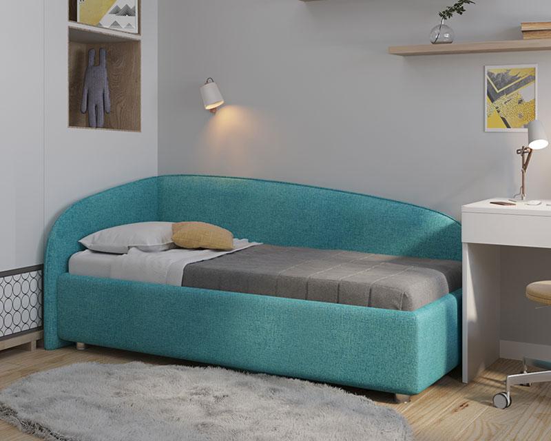 Кровать Ameliа угол левый