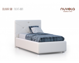 """Односпальная кровать """"Olivia"""" Promo"""