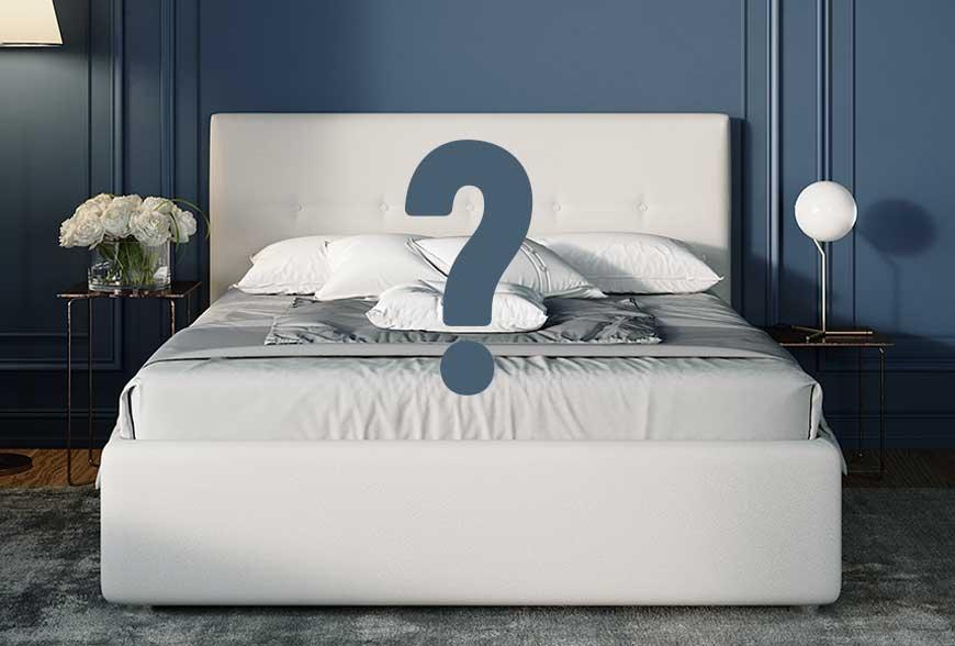 Как правильно выбрать кровать?